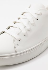 Zign - LEATHER UNISEX - Trainers - white - 5