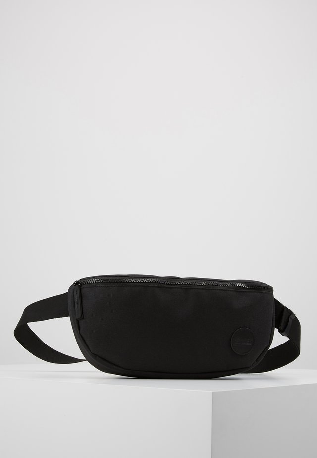 HIP BAG - Sac banane - black