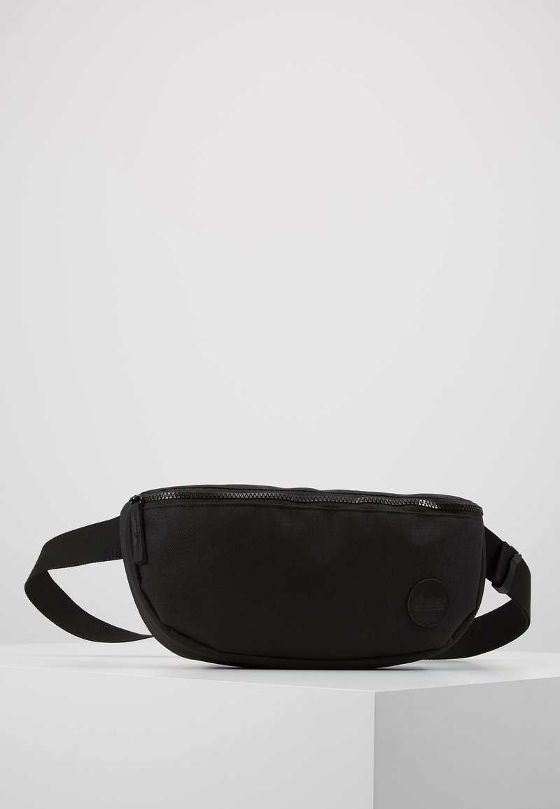 Enter - HIP BAG - Ledvinka - black