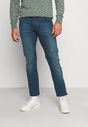 WAVES - Jeans slim fit - blue denim