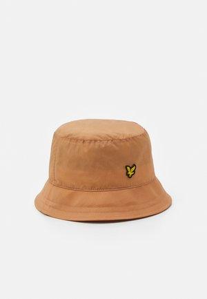RIPSTOP BUCKET HAT UNISEX - Sombrero - tan