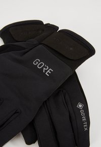 Gore Wear - GORE TEX THERMO  - Fingerhandschuh - black - 5