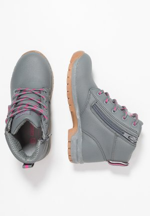 CAMMY  - Hiking shoes - grey/pink