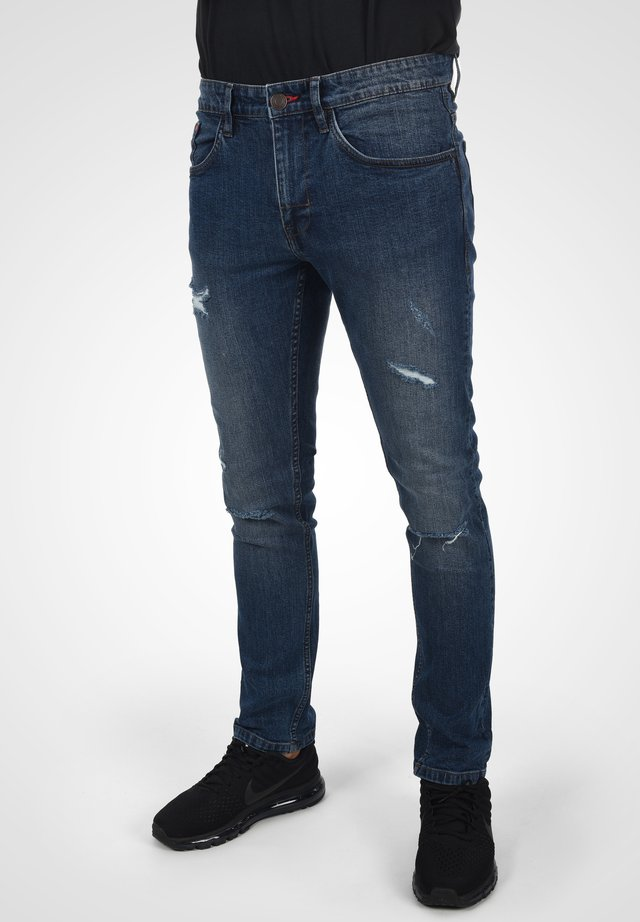 AVERELL - Slim fit jeans - denim middleblue