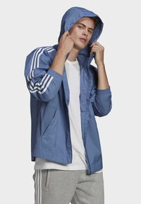 adidas Originals - ADICOLOR  TREFOIL WINDBREAKER - Windbreaker - blue - 2