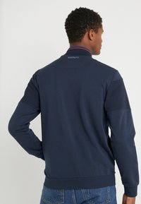 Hackett Aston Martin Racing - TRACK TOP - Felpa aperta - navy - 2