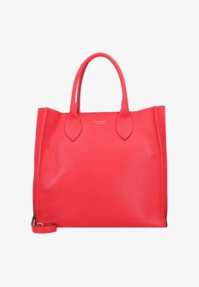 Shopping bag - rosso