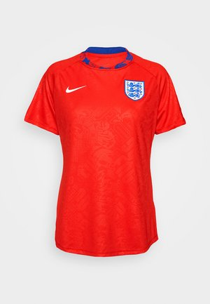 ENGLAND ENT - National team wear - challenge red/white