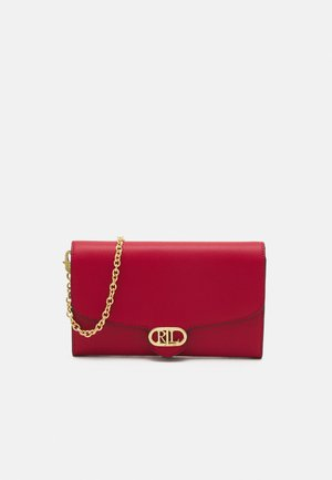 ADAIR CROSSBODY SMALL - Wallet - red