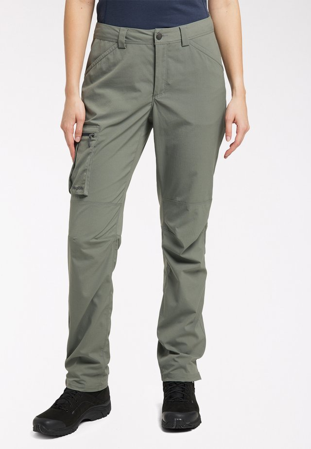 Outdoor trousers - lite beluga