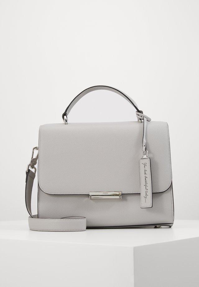 BEAUTY - Handbag - kiesel