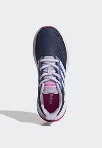 adidas Performance - RUNFALCON SHOES - Neutral running shoes - blue - 1