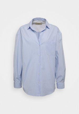 FERRARA - Button-down blouse - light blue