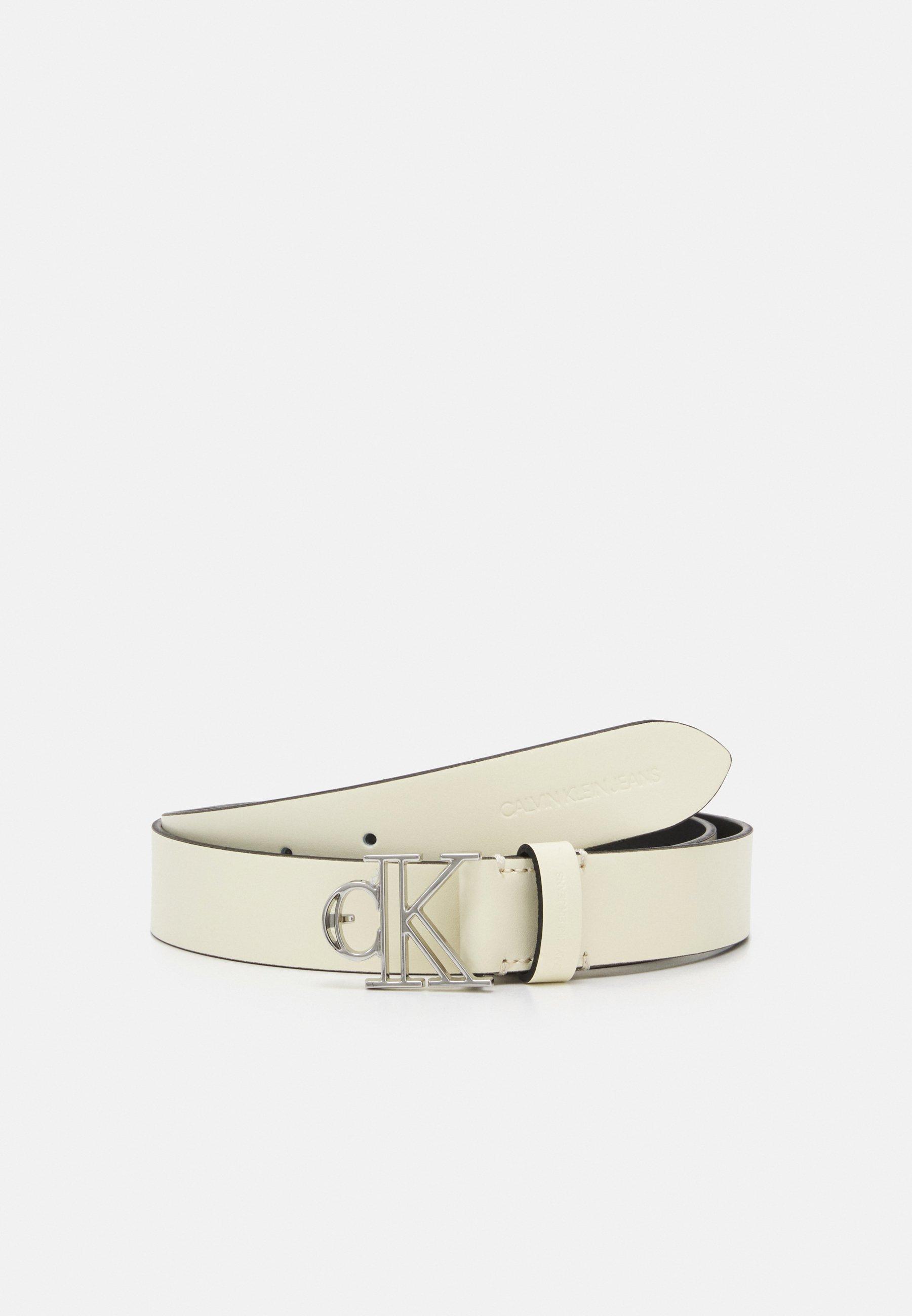 Mujer OUTLINE MONO PLAQUE BELT - Cinturón