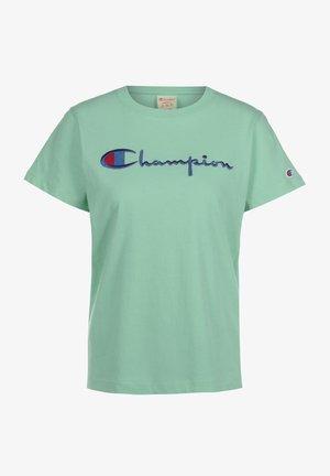 CREWNECK  - T-shirt print - turquoise