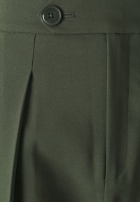InWear - TAPERED PANT - Trousers - green olive - 2