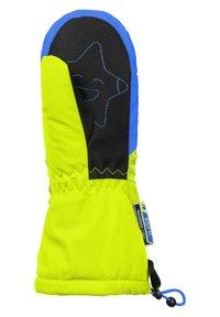 Reusch - Mittens - neon yellow brilliant blu - 2