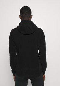 Even&Odd active - Fleece jacket - black - 2