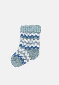 FALKE - BABY - Socks - steel blue - 0