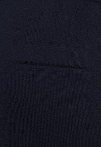 FTC Cashmere - TROUSERS - Teplákové kalhoty - dark blue - 2