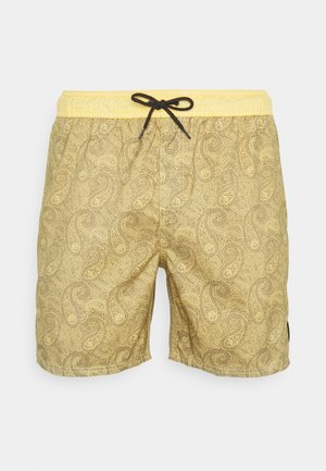 GRANNY RUG VOLLEY - Swimming shorts - mustard