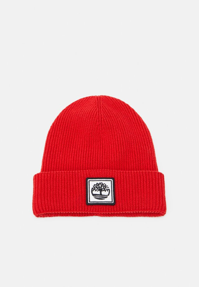 PULL ON UNISEX - Gorro - bright red