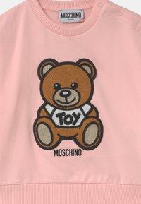 MOSCHINO - Sweatshirt - sugar rose - 2