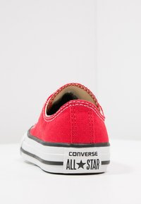 Converse - CHUCK TAYLOR ALL STAR - Baskets basses - red - 3