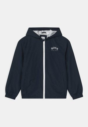 WINDBREAKER - Impermeable - navy