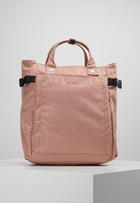 anello - 2 WAY BACKPACK UNISEX - Tagesrucksack - nude pink - 6