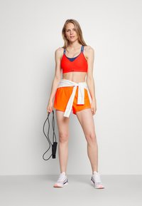 Under Armour - INFINITY HIGH BRA - High support sports bra - red - 1