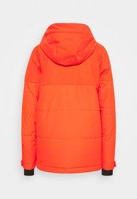 Billabong - DOWN RIDER - Snowboard jacket - samba - 7