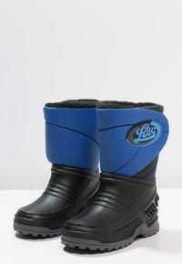 LICO - TERRA - Vysoká obuv - schwarz/blau - 2