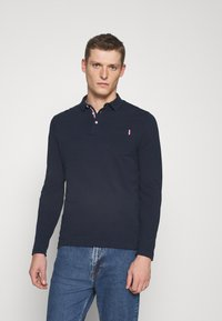 Pier One - Polo shirt - dark blue - 0