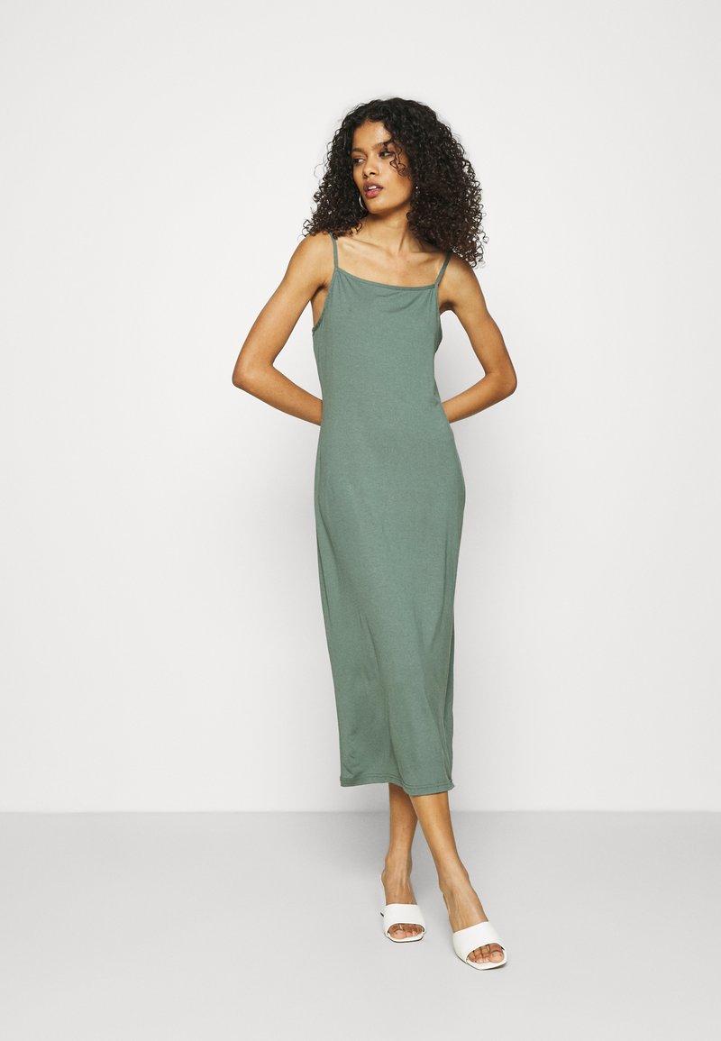Zign - Sukienka z dżerseju - green