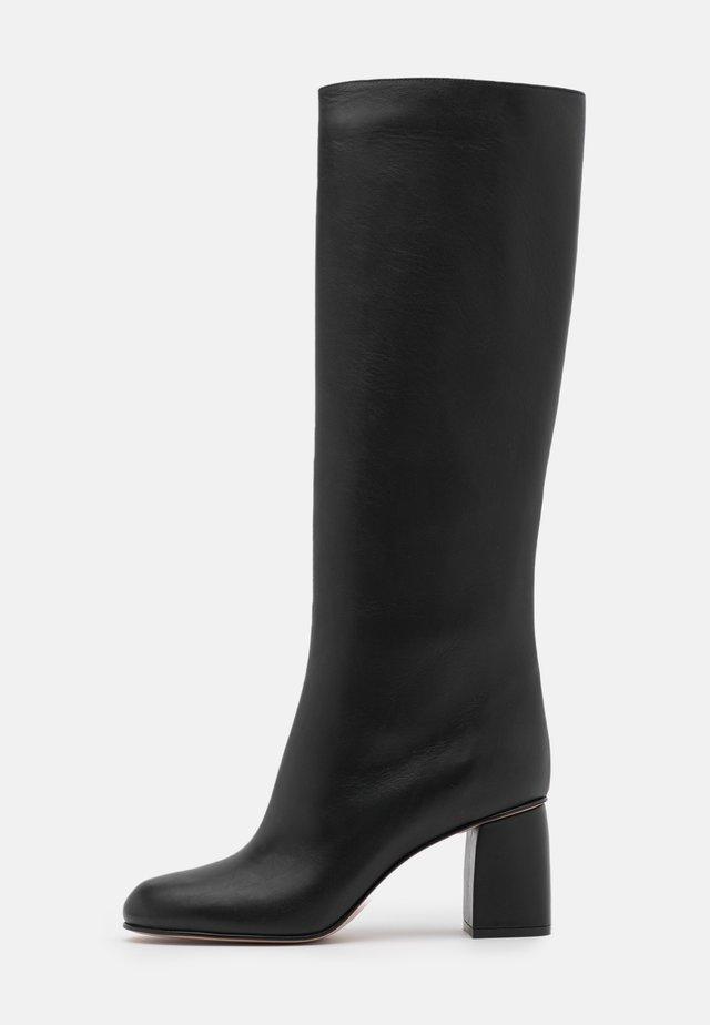 BOOT - Vysoká obuv - nero