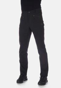 Mammut - MACUN - Trousers - black - 0