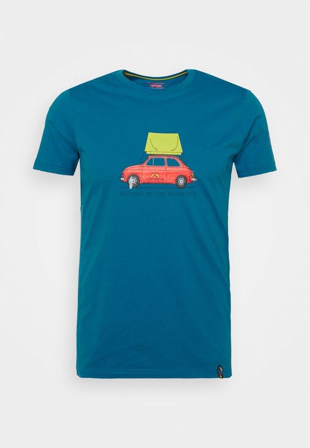 CINQUECENTO  - T-shirt print - neptune