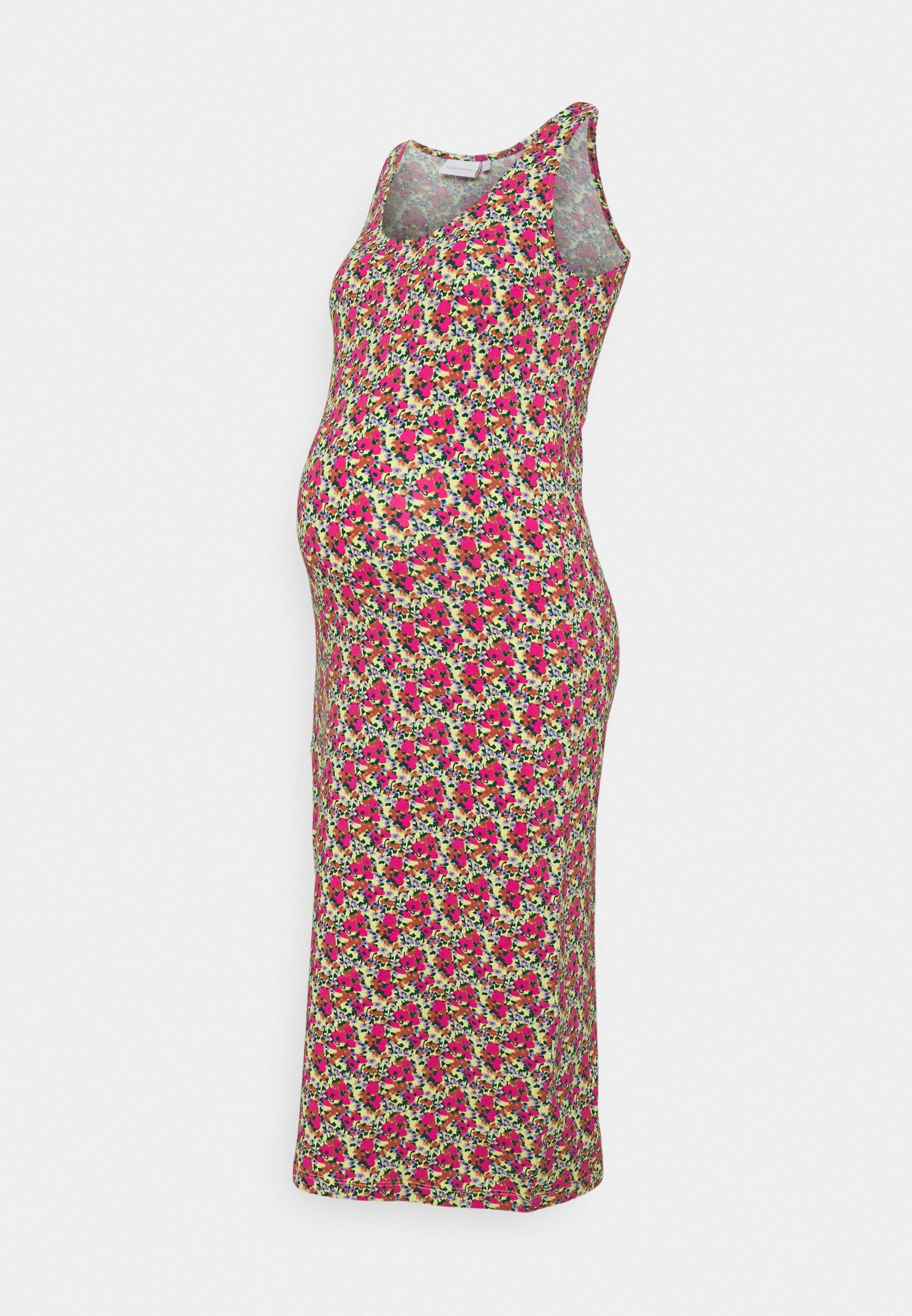 Damen MLALICE MIDI DRESS  - Jerseykleid
