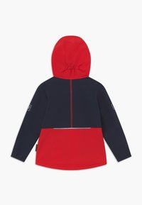 Jack Wolfskin - TURBULENCE BOYS - Soft shell jacket - peak red - 1