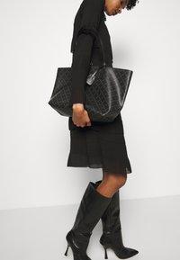 By Malene Birger - ABIGAIL - Handbag - charcoal - 0