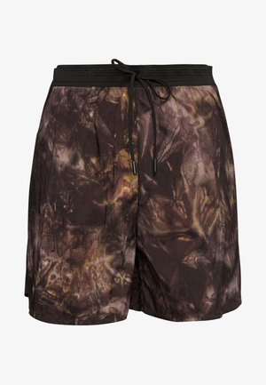TIEDYE TRACK SHORTS - Sports shorts - multicolor