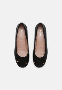 Tamaris - Ballerina's - black - 4