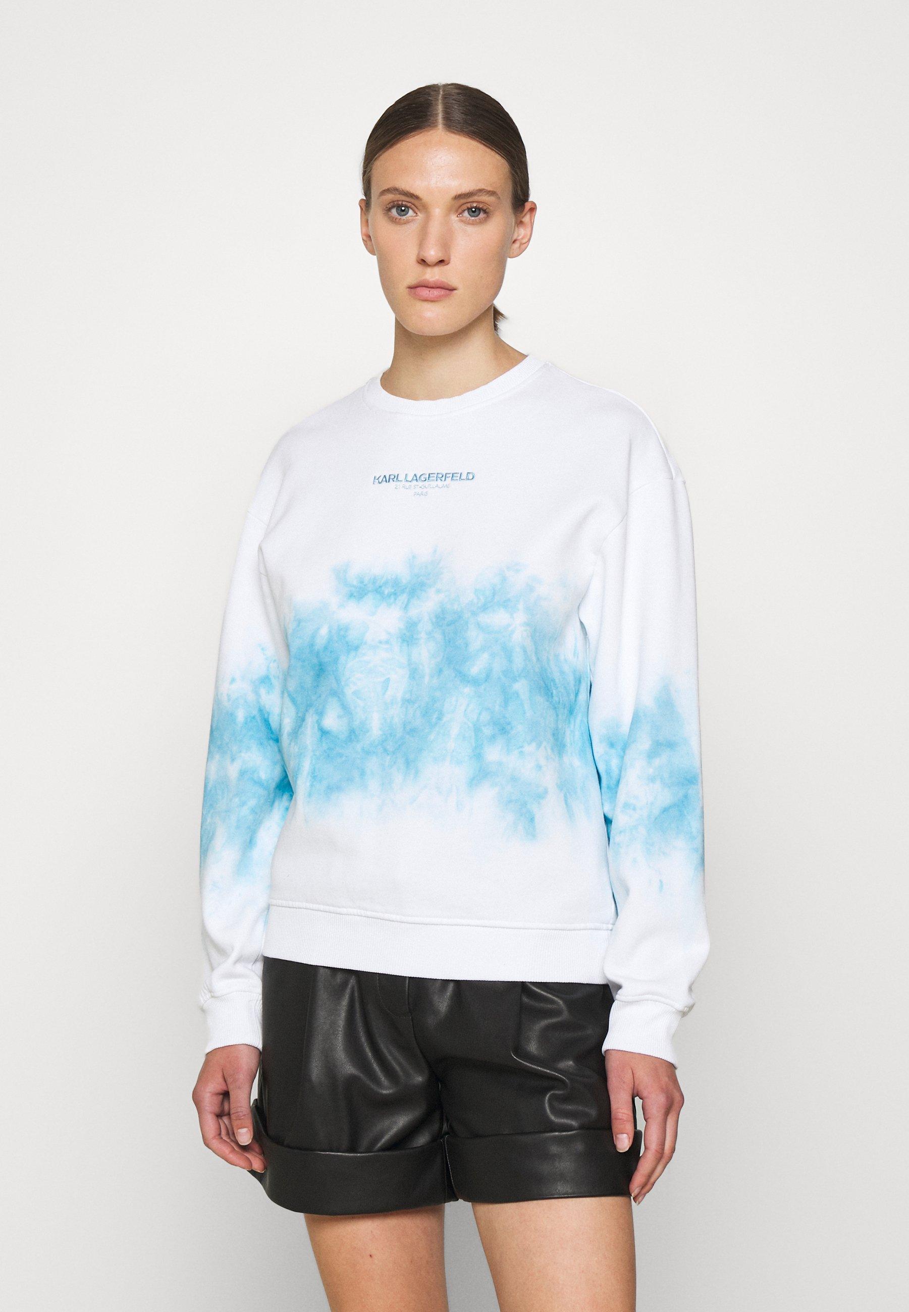 Women TIE DYE LOGO - Sweatshirt