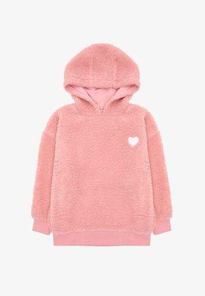 NINA - Fleece trui - pink