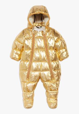 HEBE - Snowsuit - golden