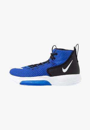 ZOOM RIZE TB - Basketball shoes - game royal/white/black