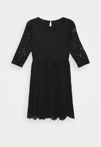 ONLY - ONLEDITH  - Cocktail dress / Party dress - black - 4