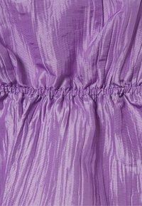 Gina Tricot - BEATRIX BLOUSE - Pitkähihainen paita - purple - 6