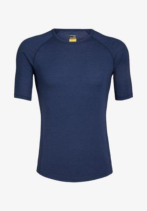Basic T-shirt - estate blue